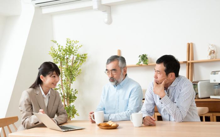 賃貸アパート・マンションで高齢者に安心して部屋を貸すための方法1
