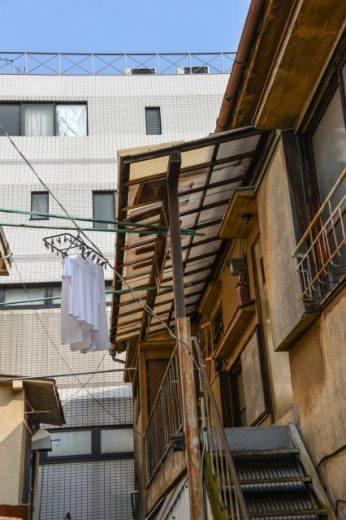 風呂なしアパートをデザインリフォーム・リノベして家賃4万円アップした成功事例1