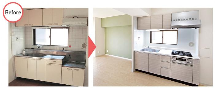 古いキッチン・トイレの効果的なリフォーム・リノベーション方法2