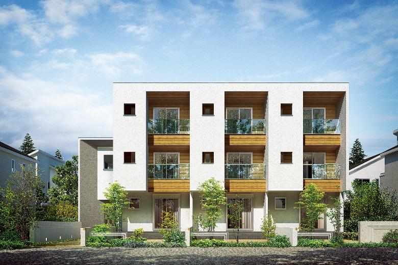 アパート 木造