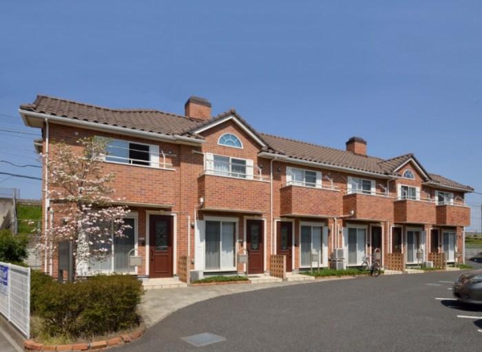 長期安定経営をかなえる本物レンガ外壁の賃貸アパート。築10年でも入居率98%!2