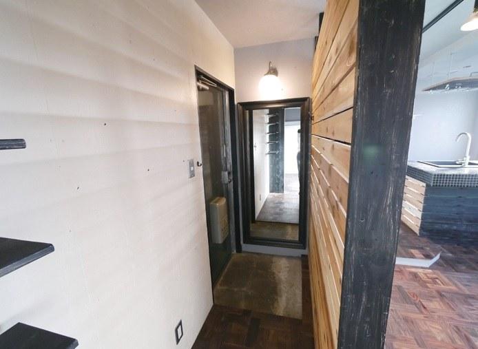風呂なしアパートをデザインリフォーム・リノベして家賃4万円アップした成功事例2