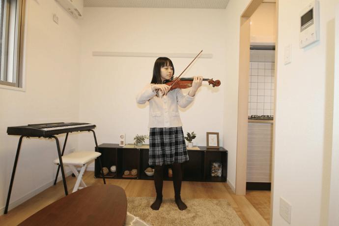 楽器演奏ができる「音楽マンション®」で満室経営に成功1