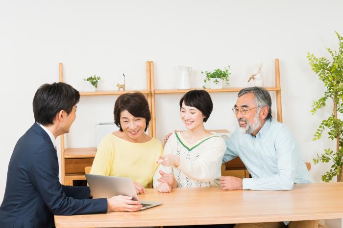 不動産相続に大きなアドバンテージ!家族信託・民事信託1