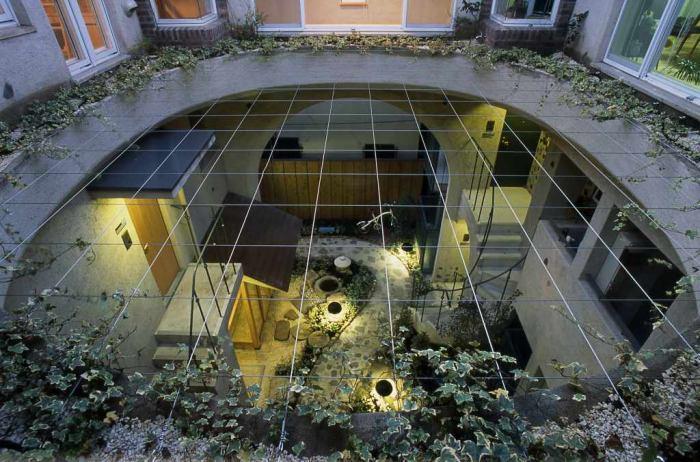 ローコストで長期高収益! 美しい中庭アパルトメント見学ツアー0