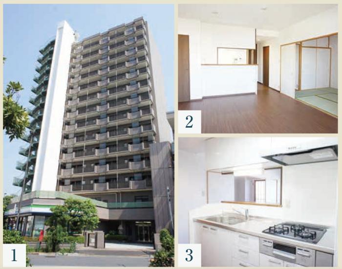 マーケットバリューに応じた提案と賃貸管理で資産価値の最大化を図る│東急住宅リース2
