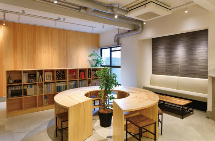 北欧の図書館をイメージした、交流のある集合住宅「コレクティブハウス」とは?1