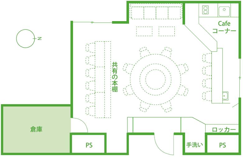北欧の図書館をイメージした、交流のある集合住宅「コレクティブハウス」とは?2