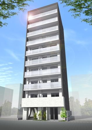 【賃貸マンションの構造見学会】駒込2丁目マンション新築工事