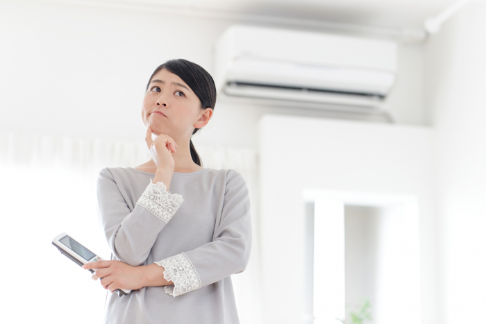 賃貸物件に欠かせない、人気設備の「エアコン」買い替え時期はいつ?1