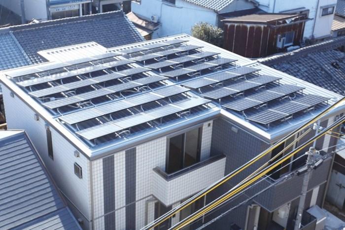 長期安定経営を実現するオール電化の住宅設備!入居者にも還元2