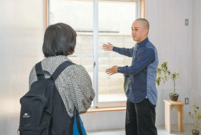 京都のアトリエ付き賃貸!昭和の学生寮を再生リノベーション2