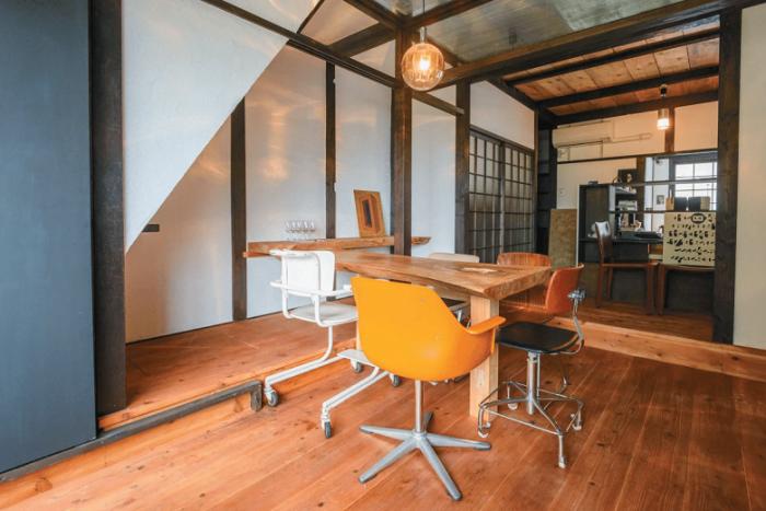 京都のアトリエ付き賃貸!昭和の学生寮を再生リノベーション1