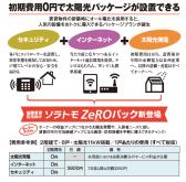人気設備を初期費用0円で導入可能 おトクな新サービスがスタート!