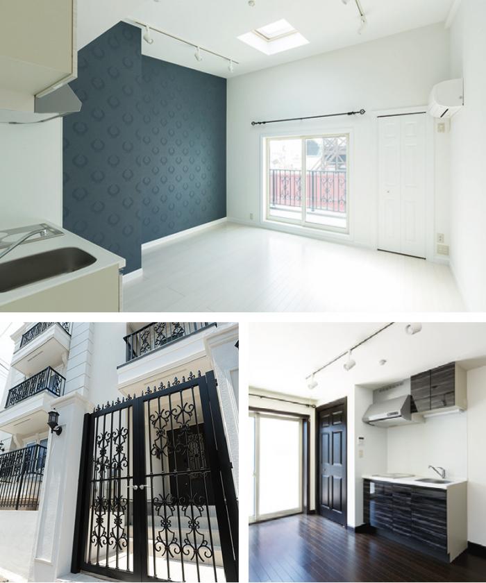 格調高い外観でアパート・マンションを差別化!東急Re・デザインのデザイン賃貸住宅2