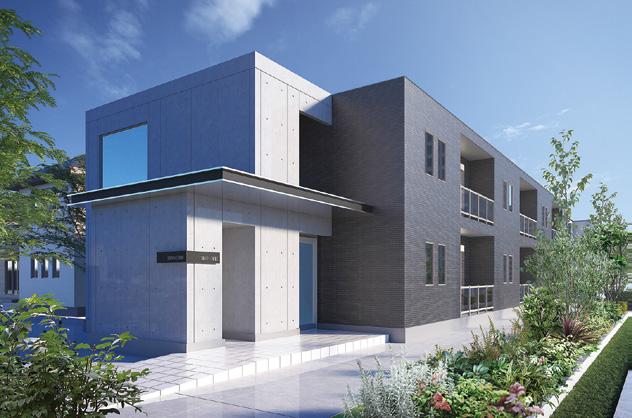 災害に強い「WPC工法」コンクリート賃貸!ヒノキヤレスコの構造見学会をレポートしました1