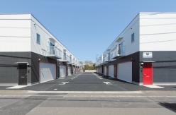 「駐車場を維持して、相続対策で賃貸ガレージハウスを建築」4棟12戸のオーナー事例