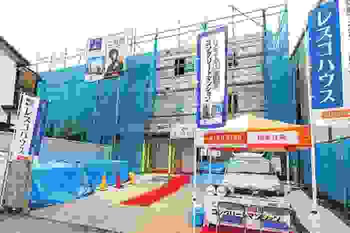 災害に強い「WPC工法」コンクリート賃貸!ヒノキヤレスコの構造見学会をレポートしました2