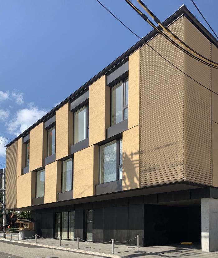 不動産金融工学を学んだ建築家が設計した賃貸マンションの見学会