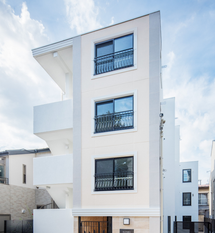 プレミアム賃貸アパートメント「ELFARO」のモデルルームを見てみよう!0