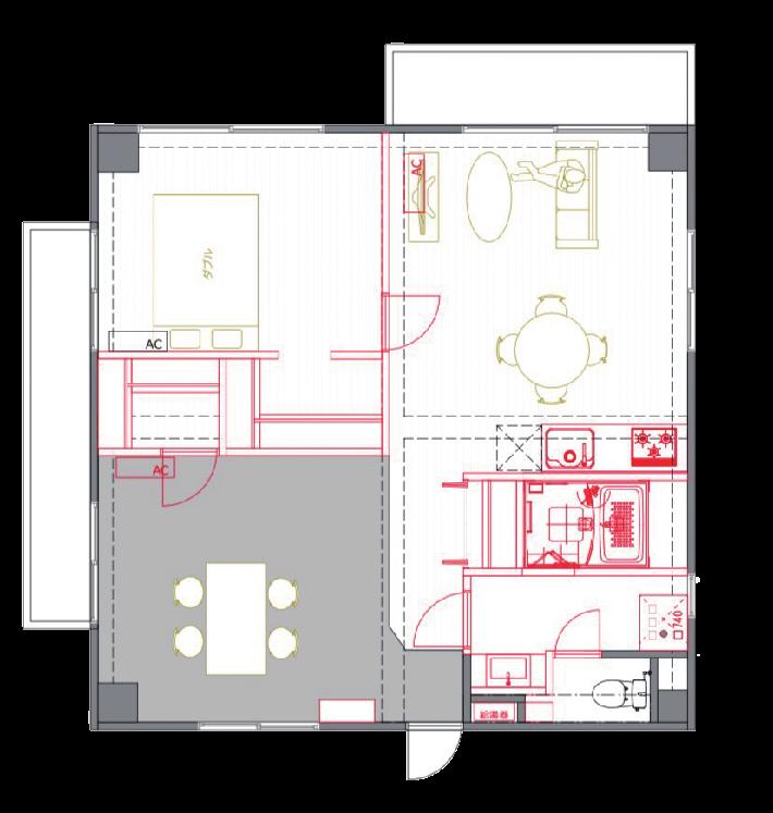 自社サイト「リノベ百貨店」での客付けまで想定!エイムズの築古再生リノベーション2
