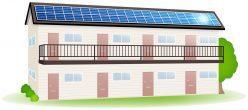 アポロの「屋根太陽光発電+新電力」がファミリー物件に合う理由