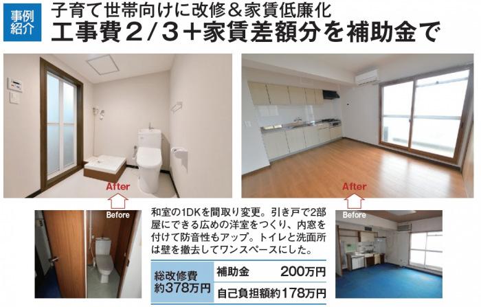 住宅セーフティネット(東京ささエール住宅)で空室解消!安定経営と社会貢献が両立1
