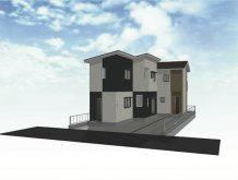 【完成物件見学会】近隣2カ所の敷地で 形状を活かした土地活用事例|新生建設