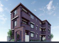 【完成物件見学会】総タイル張りの木造3階建て賃貸アパート|大家さんの窓口