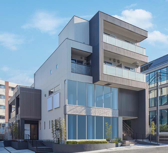 ニーズと収益性を満たす、旭化成の中高層住宅「へーベルビルズ」1