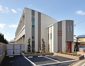 高入居率が続くデザイン木造アパート! ナミキの「サンヴィアーレ」の魅力に迫る