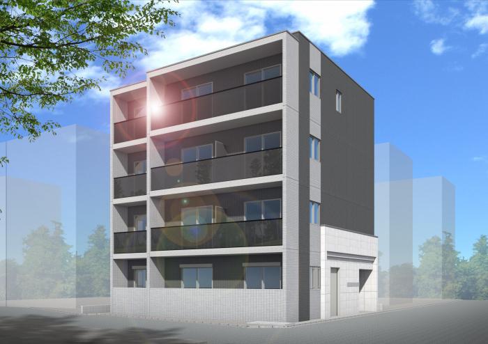 【物件見学会】賃貸マンションの構造見学会(鵜の木1丁目プロジェクト)|朝日建設