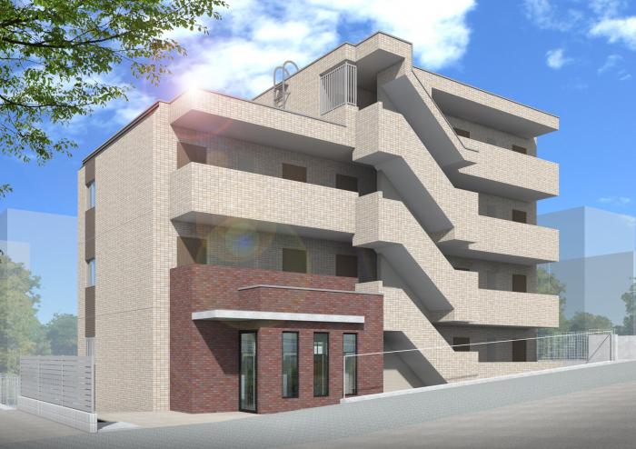 丈夫で収益性のあるRC!賃貸マンションの完成見学会(サン シエスタ二俣川)|朝日建設