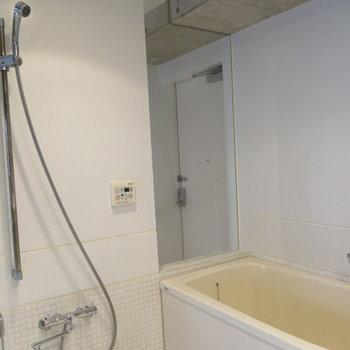 お風呂の設備は良さそうです