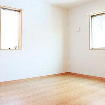 2Fのお部屋も日当りが良い