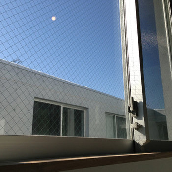 3階の窓も一緒に開ければ風通し◎※写真は前回募集時のものです