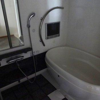 お風呂でまったりTV