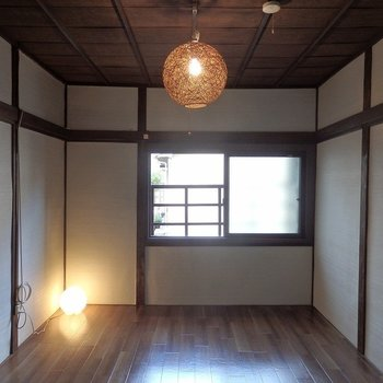 2階のお部屋はこんな感じ。