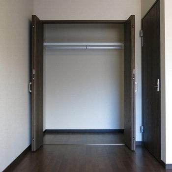 収納は各部屋しっかりとあります