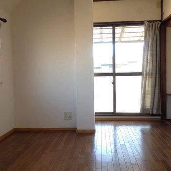 寝室に使うであろう3階のお部屋。