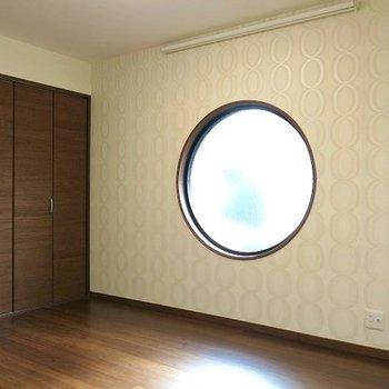 外観の窓がこんなところみっつけたー!