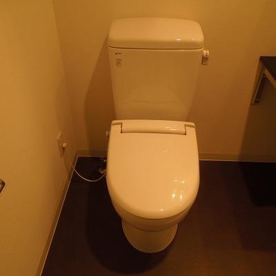 トイレもきれい