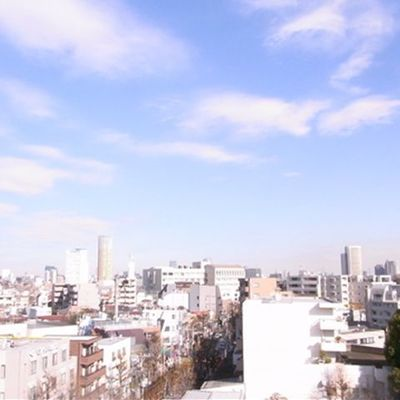 東京展望台生活