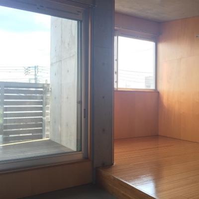 窓が多くて明るい!