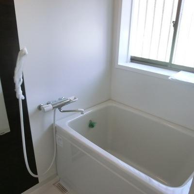 新品の多機能お風呂。