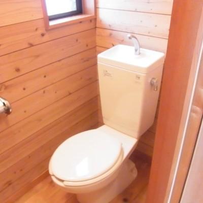 二個目のトイレ!