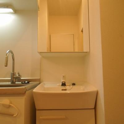 独立洗面台※写真別部屋