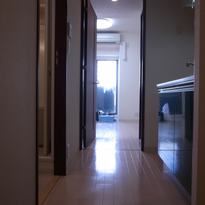 廊下※写真は別部屋です!