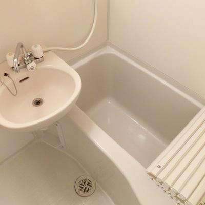 お風呂はこちらです