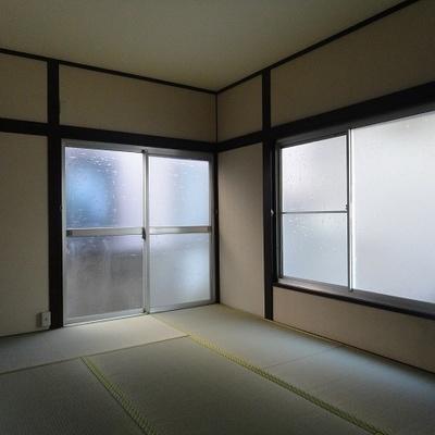 1階の和室は夏が涼しそう